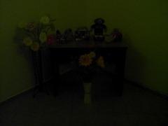 Фото сделанное камерой Acer beTouch E110 в помещении при низком освещении
