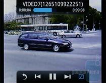 Воспроизведение видео на Acer beTouch E110
