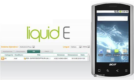Драйвер Для Acer Liquid E