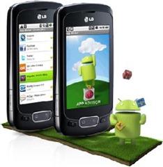 LG Optimus One Android 2.2 thumb Обзор LG Optimus One