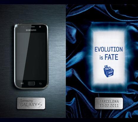 New Samsung Galaxy S MWC 2011