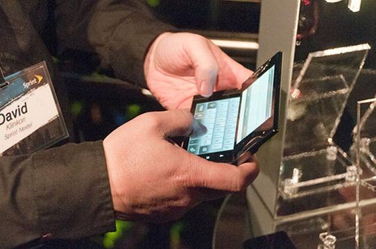 Kyocera Echo Dual-Screen