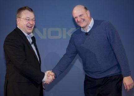 Nokia Microsoft Friends