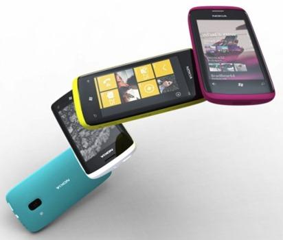 Nokia Windows Phone 7 Concept