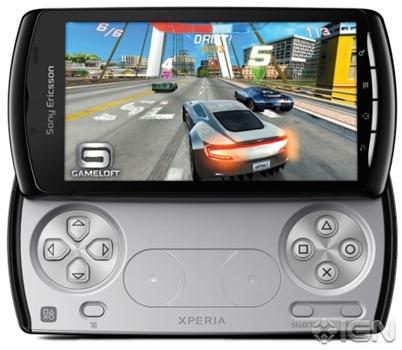 Sony Erisson Xperia Play