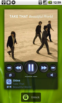Android App PowerAMP
