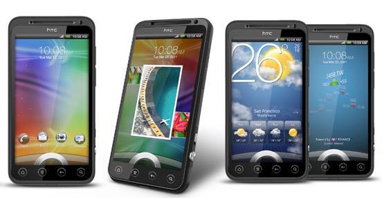HTC EVO 3D GSM