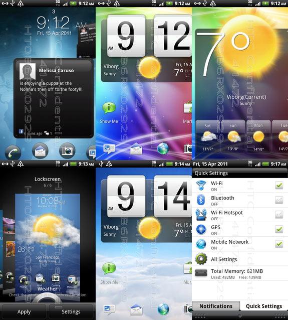 HTC Sensation Alpha