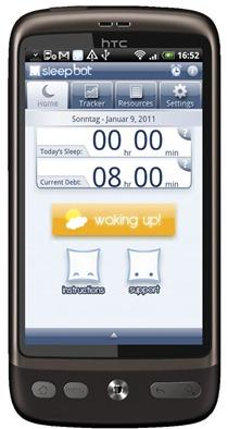 Sleep Bot Tracker
