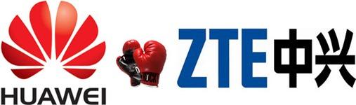 Huawei vs. ZTE