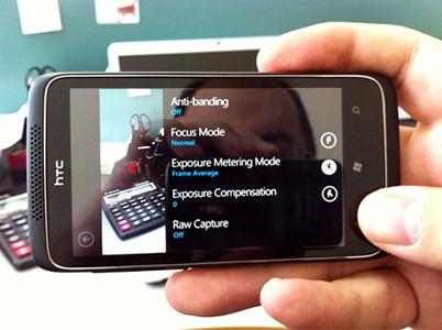 WP7 12MP HTC