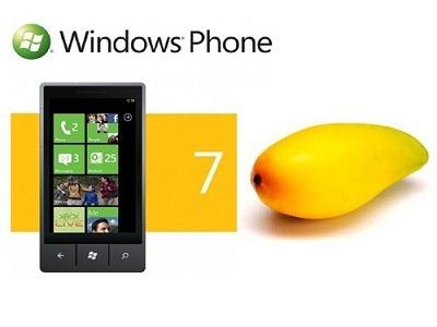 Windows Phone 'Mango'