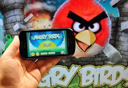 Angry Birds for Windows Phone