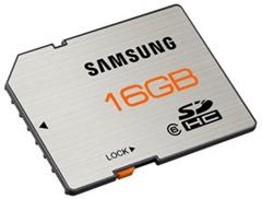 Samsung Flash Card