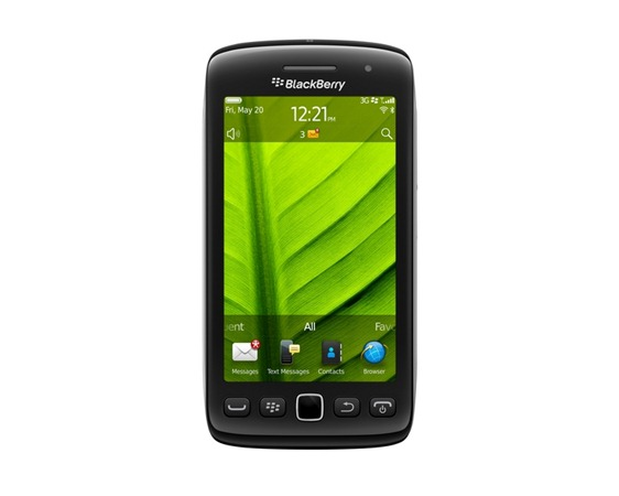 BlackBerry Torch 9850 9860 Front