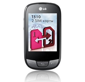 LG T510
