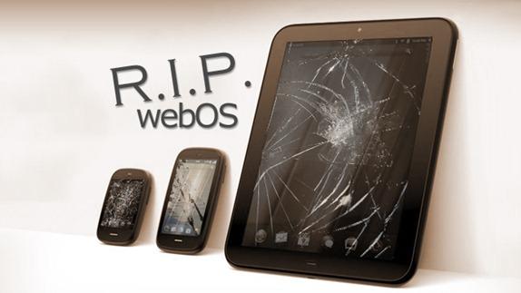 RIP WEBOS