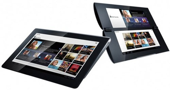 Sony S1 and S2Tablets