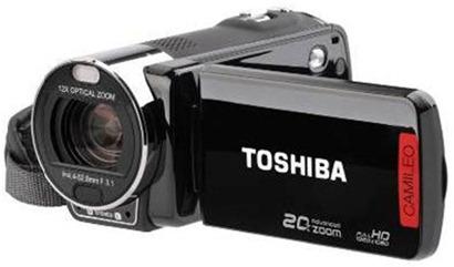 Toshiba Camileo X200 X400