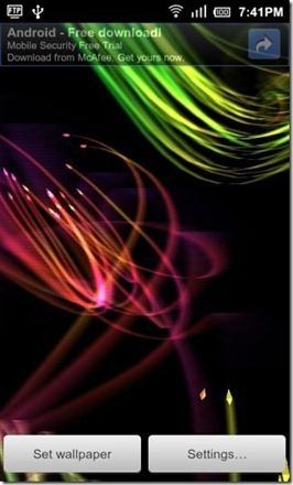 3D Fireflies