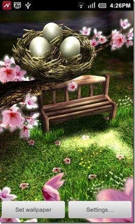 Android_Spring_Zen_Live_Wallpaper