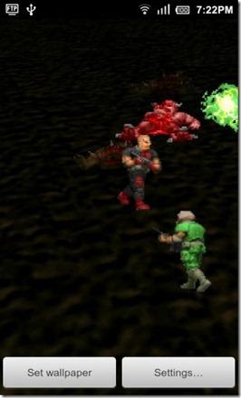 Doom_Live_Wallpaper_Android