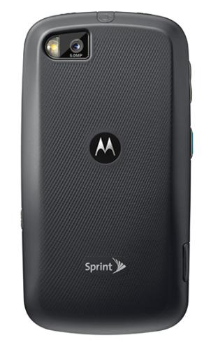 Motorola Admiral Back