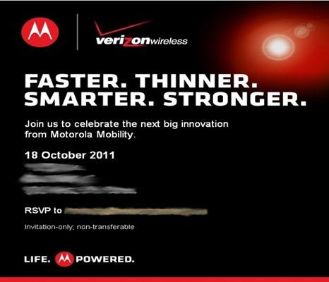 Motorola and Verizon