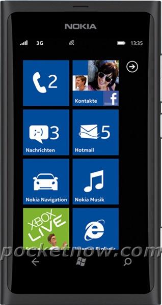 Nokia 800 Black