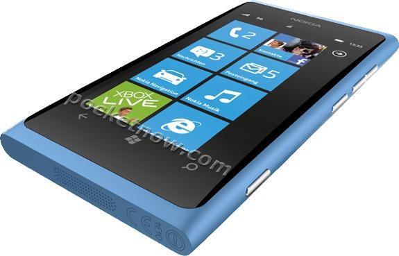 Nokia 800 Blue