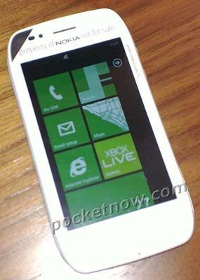 Nokia Sabre WP
