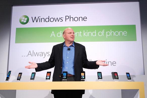 Windows Phone's