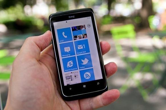 Windows Phone SMS Bug