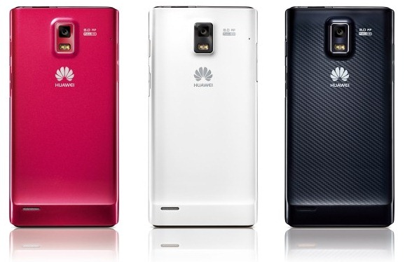 Huawei Ascend P1 S