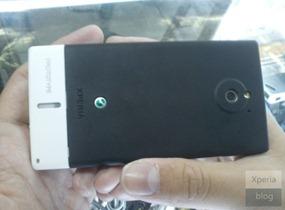 Sony Ericsson MT27i Pepper Back