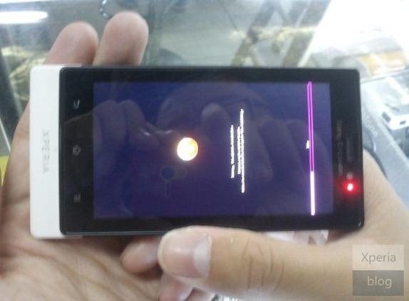 Sony Ericsson MT27i Pepper