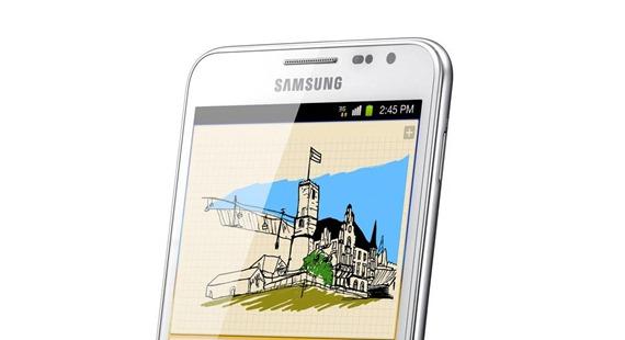 Galaxy Note White