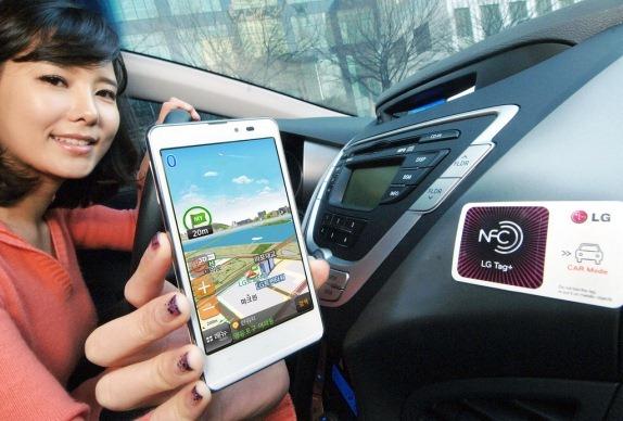 LG Optimus LTE Tag