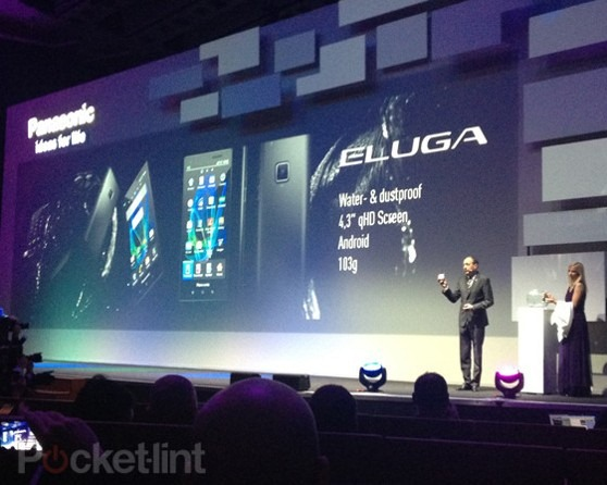 Panasonic Eluga Android Europe