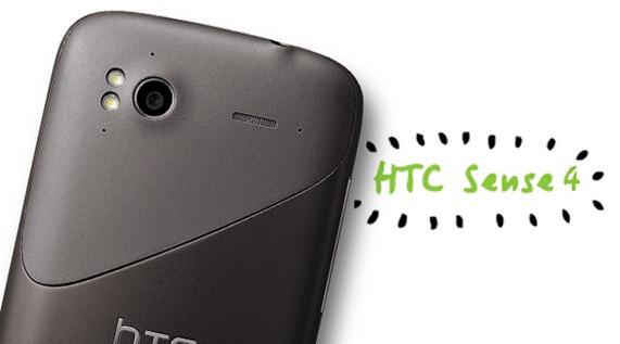 HTC Sensation With Sense 4.0