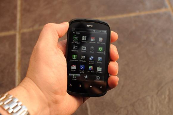 HTC Explorer review