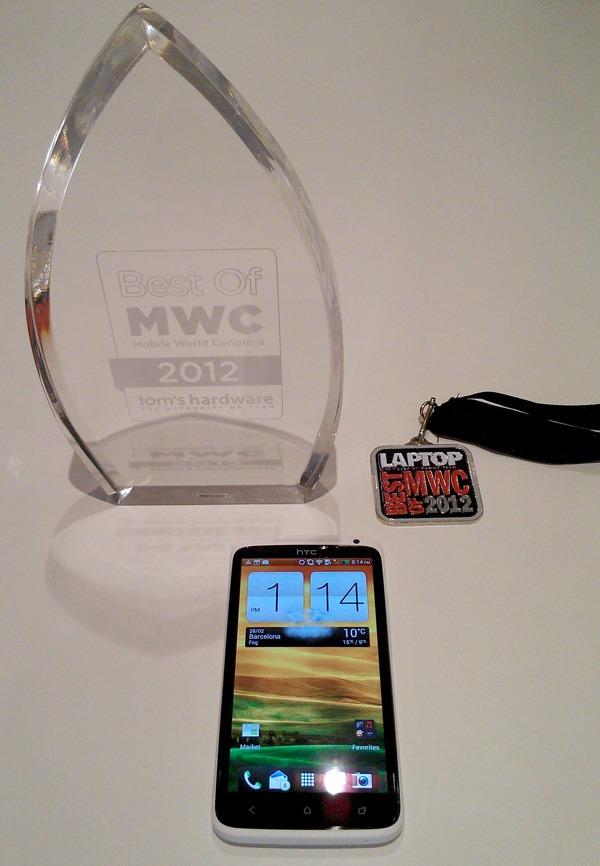 HTC One X Awards