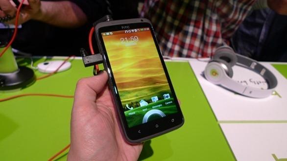 HTC One X Sense 4.0