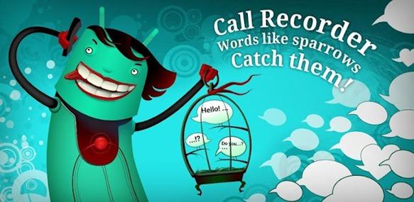 Приложение Call Recorder для платформы Android позволит вам записывать телефонные разговоры