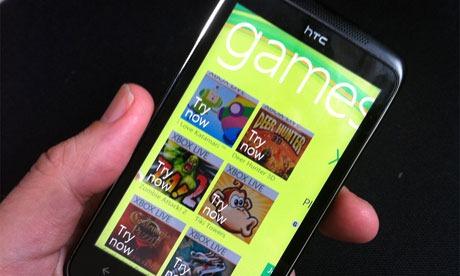 Падение цен на популярные игры для Windows Phone
