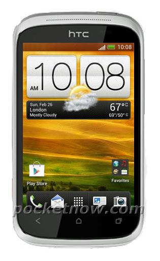 Первое изображение HTC Golf