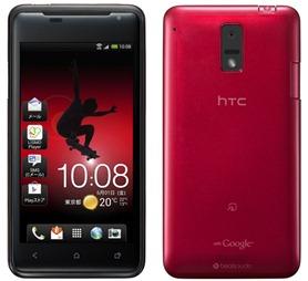 Красно-черный вариант смартфона HTC One J