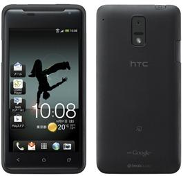 Черная версия HTC One J