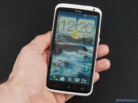 Обзор нового флагманского смартфона HTC One X от тайваньской компании HTC