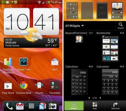 Обзор интерфейса HTC Sense 4